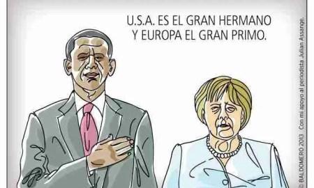 USA es el gran hermano y Europa el gran primo