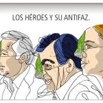 Los héroes y su antiFAZ
