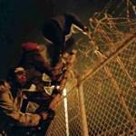 Concertinas en la frontera (¿Será una nueva confusión?)