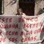 Manifestaciones que acaban en el calabozo