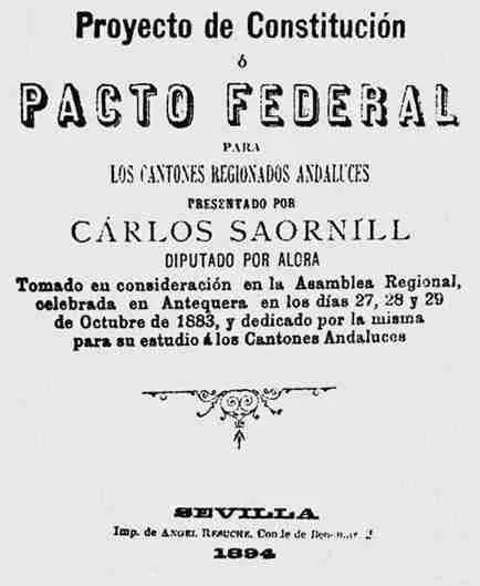 La Constitución de Antequera