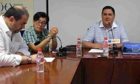 Francisco Alonso director del Instituto de Estudios Almerienses