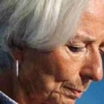 Christine Lagarde: Dimisión o catástrofe