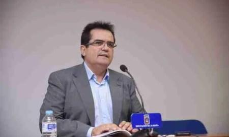 Antonio J. Rodriguez diputado del Área de Cultura, de la que va a depender el Instituto de Estudios Almerienses.
