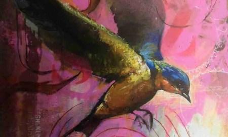 el nino de las pinturas exposicion graffiti streetart art sex DEL VIENTO Y OTROS SOPORTES