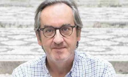 Javier Bozalongo. Foto de Joaquín Puga