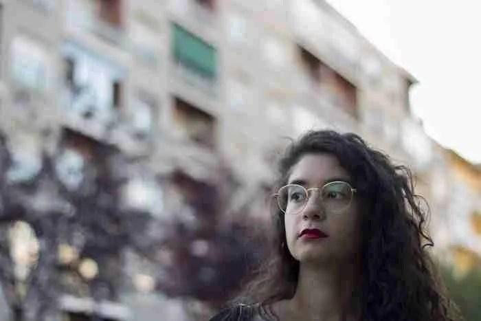 Rosa Berbel, foto de Carlos Allende