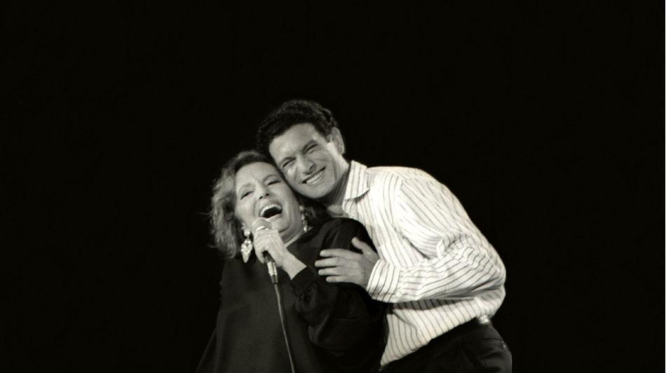 Amalia Rodrigues y Carlos Cano Maria la Portuguesa