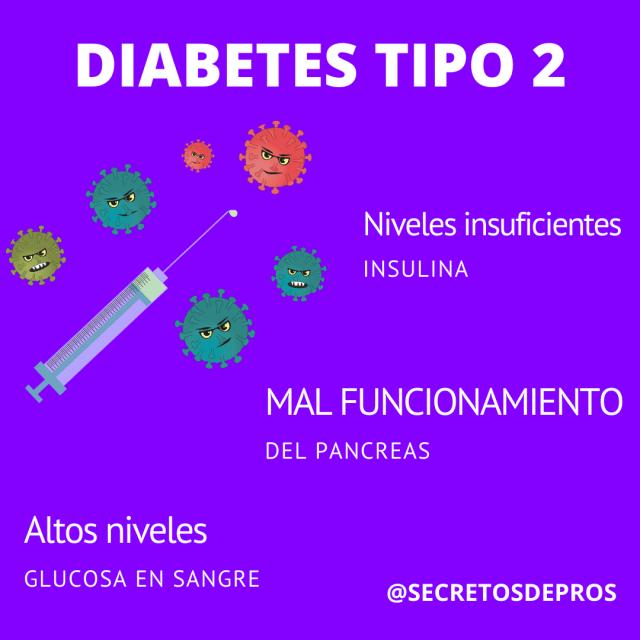 ¿Qué causa la diabetes tipo II?