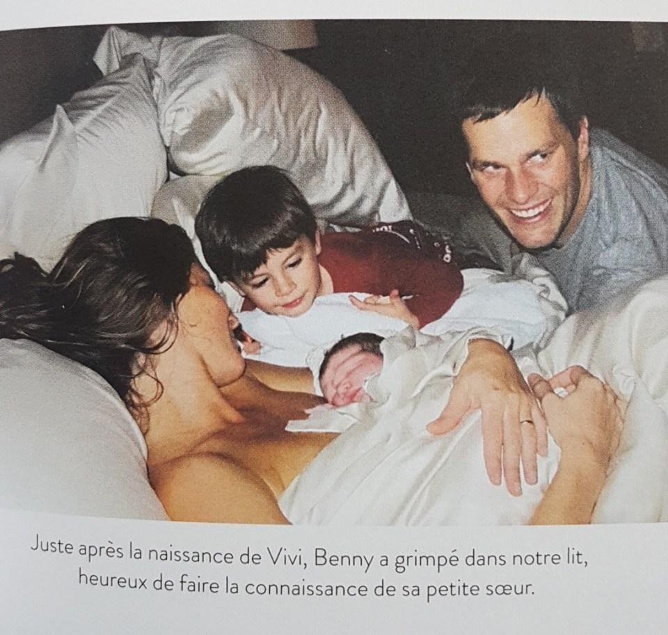 Famille de Gisèle