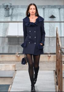 Mannequin cabine Chanel