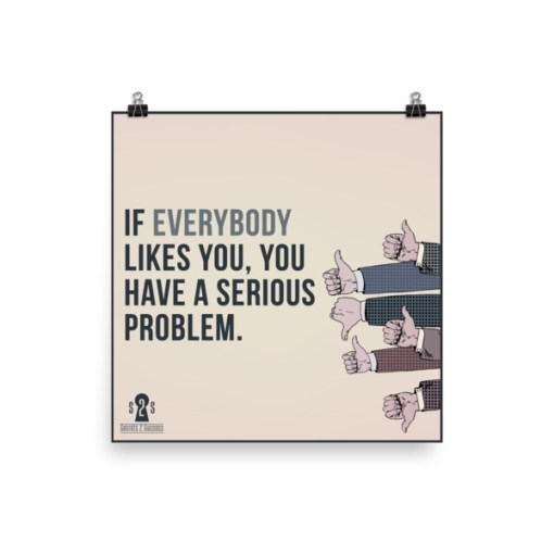 Everybody Likes You Poster