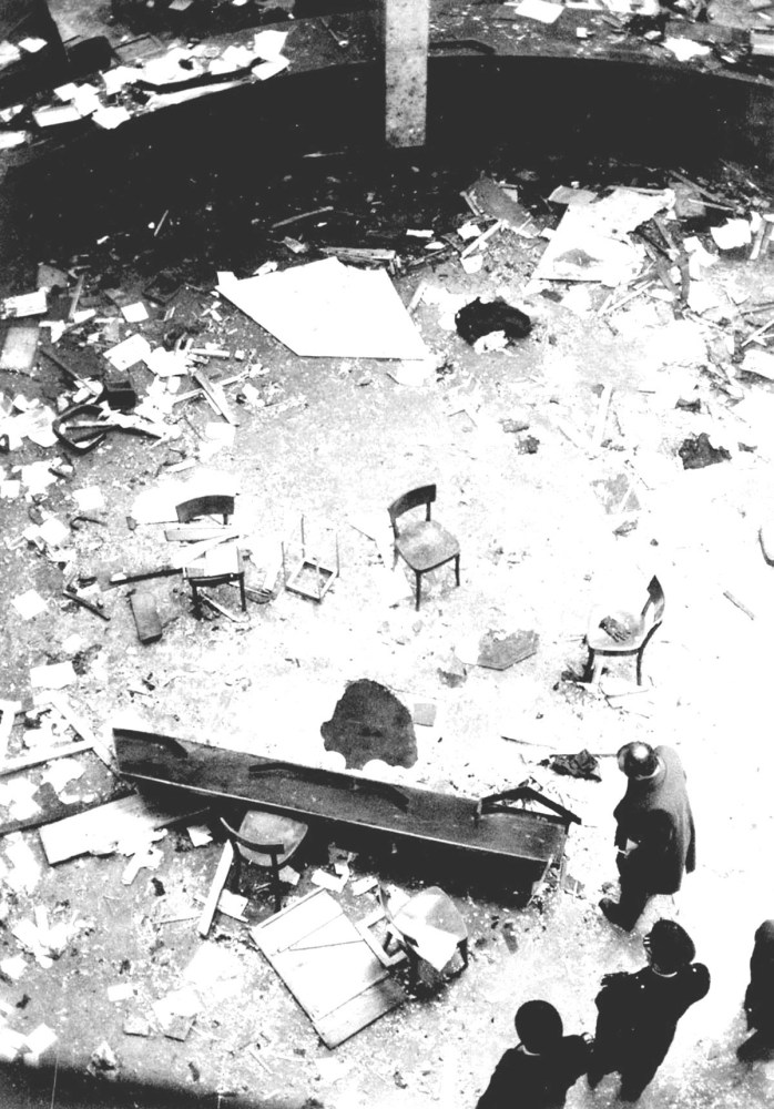 I: 12 December 1969 — An Explosive Day (1/2)