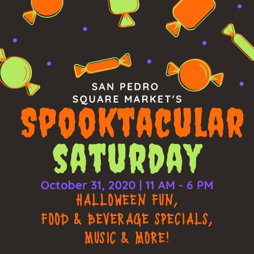 SPS Market Halloween