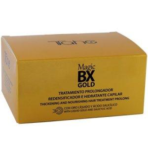 Tahe Magic BX Gold – Lot de 5 ampoules de traitement