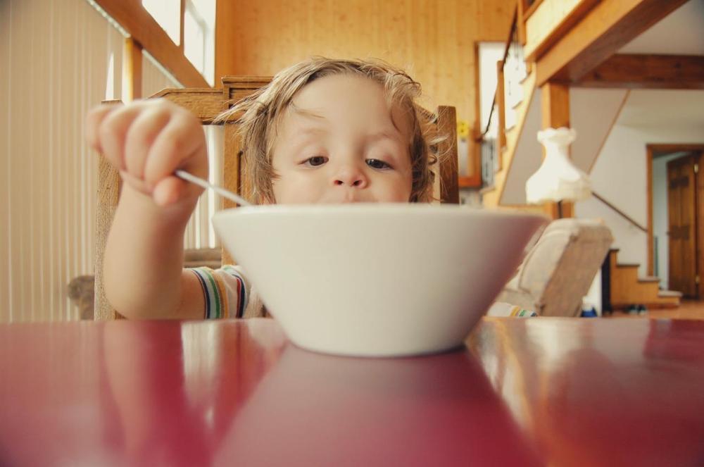 repas en famille et pas seul