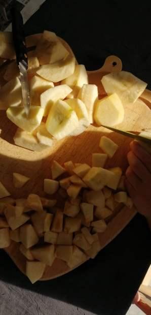 recettes avec du cidre et pommes