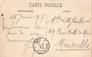 lettre de Jean Bourrillon à Lilly