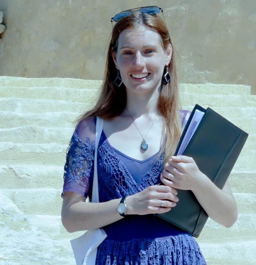 Mylène Margail Guide-conférencière