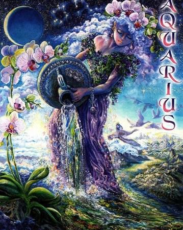 Aquarius zodiac