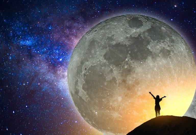 March 9th 2020 - Super Full Moon
