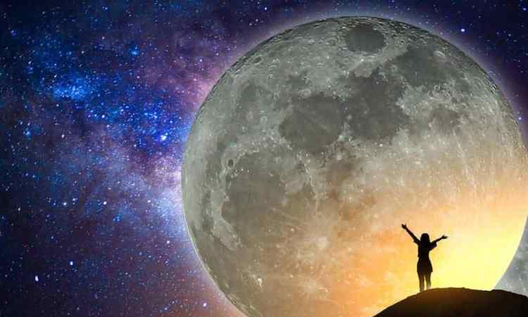 March 9th 2020 - Super Full Moon