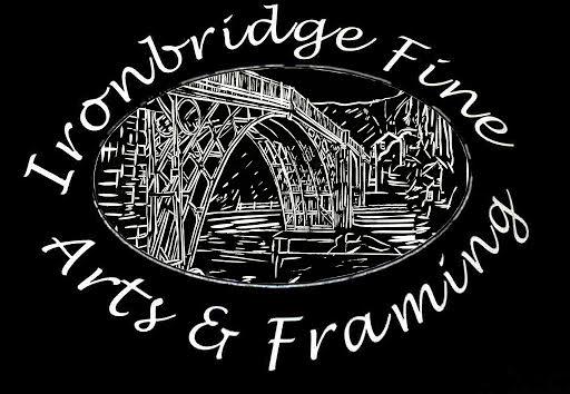 Ironbridge Fine Arts Logo