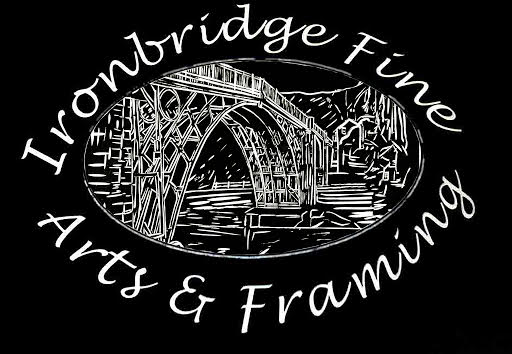 Ironbridge Fine Arts Logo