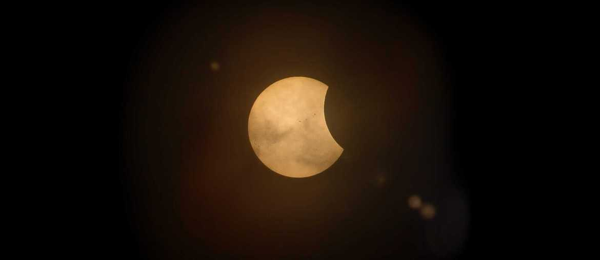 Total solar eclipse Buenos Aires July