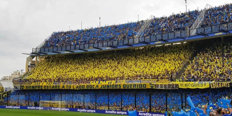 Boca Juniors Stadium La Boca