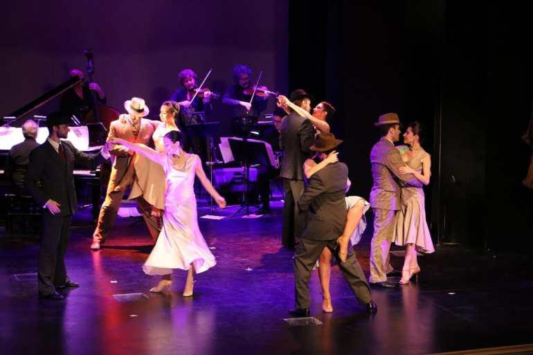 Best tango show Buenos Aires Teatro Piazzolla