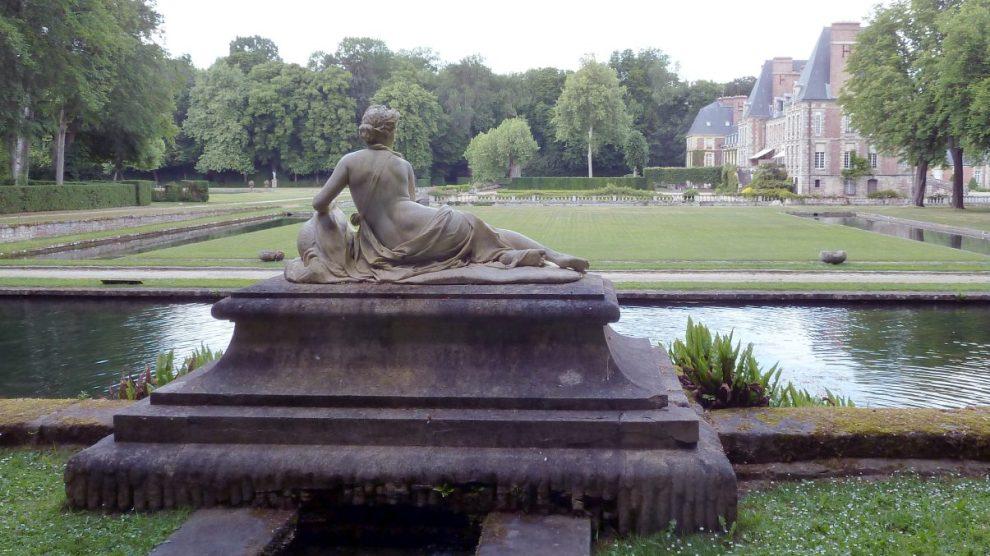 Courances Gardens