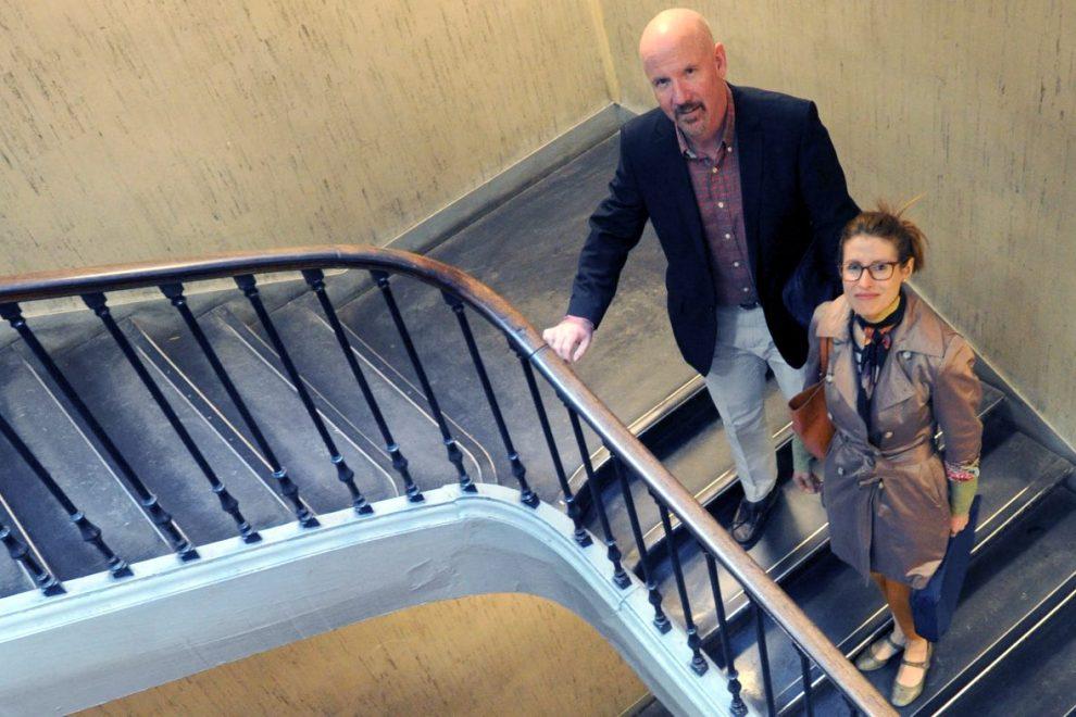 Heather and Mark Sullivan