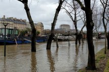 Seine flood