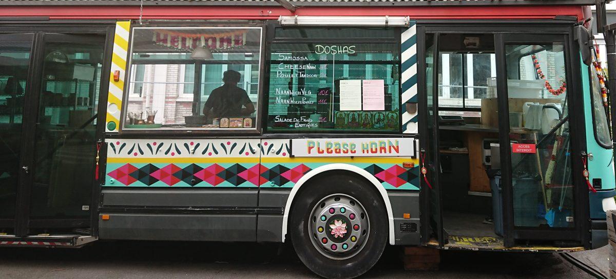 Food Truck Bus
