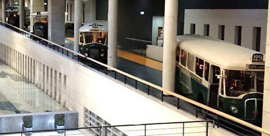 vintage Paris busses