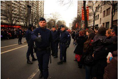 police Chinatown