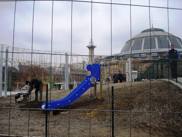 Halles Playground