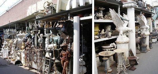 gardening antiques