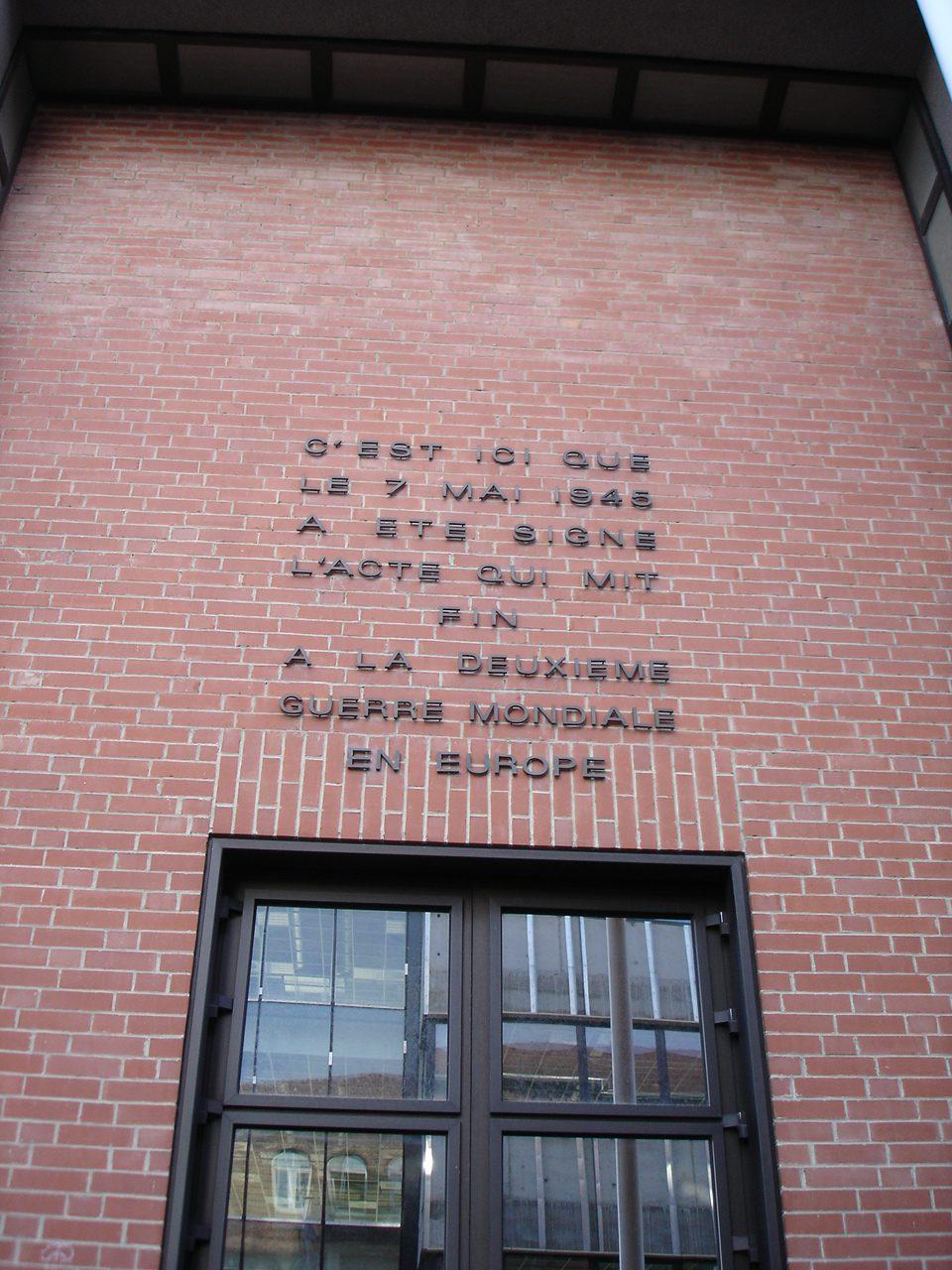 Musée de la Reddition - Surrender Museum