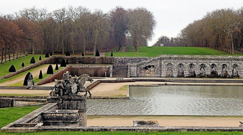 Vaux le Vicomte Gardens
