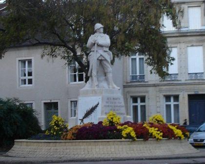 War Monument Reims
