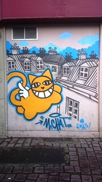 Strasbourg Street Art