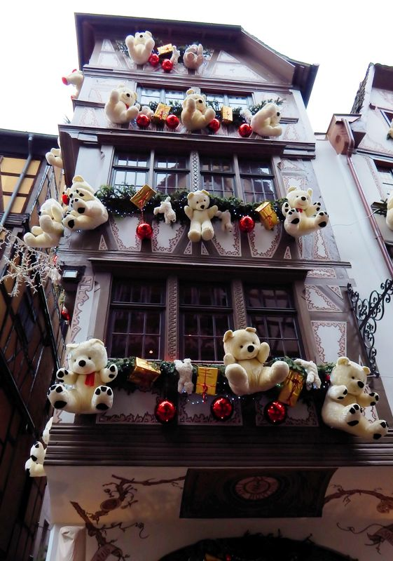 Christmas Decorations, Strasbourg