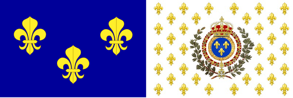 Royal flags