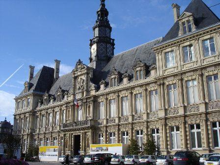 Reims Hôtel de Ville