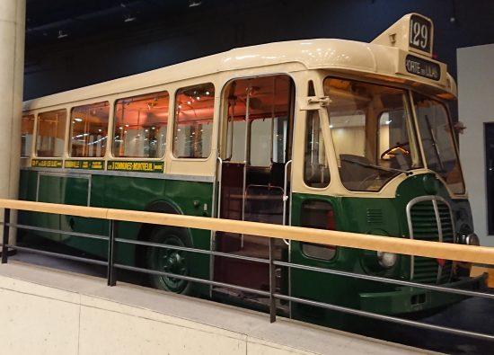 Vintage Paris Bus
