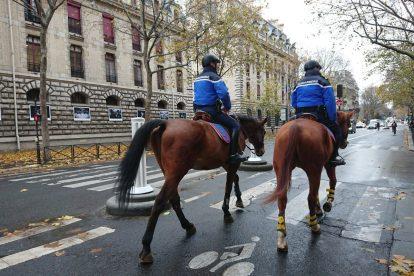 Equestrian Police