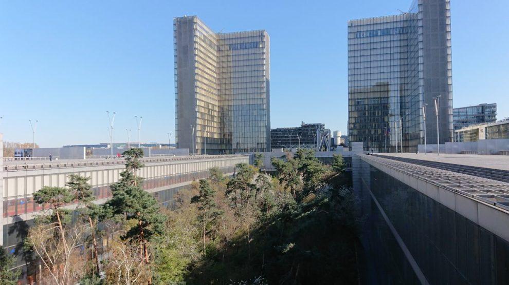 Bibliotheque Mitterrand