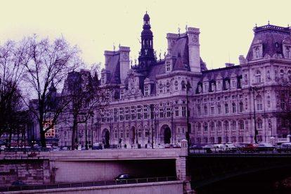 vintage Paris photo